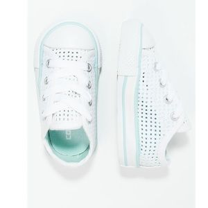 Converse CHUCK TAYLOR ALL STAR White Baby Kids